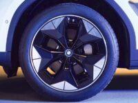 BMW iX3 – Aerodynamikräder für mehr elektrische Reichweite
