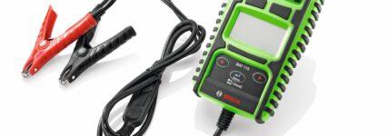 Batterietester für 6- und 12-Volt-Starterbatterien