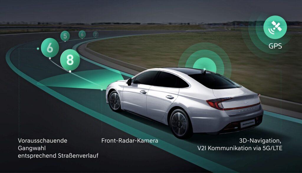 ICT-Getriebe von Hyundai