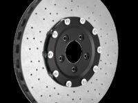 Neue Carbon-Keramik-Bremsscheibe