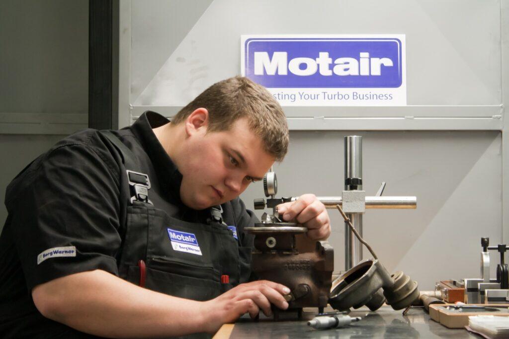 Logo Motair