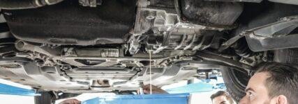 Direktschaltgetriebe brauchen eine regelmäßige Ölwartung