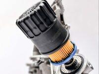 Blue.on-Ölfilterkonzept im neuen Opel Astra
