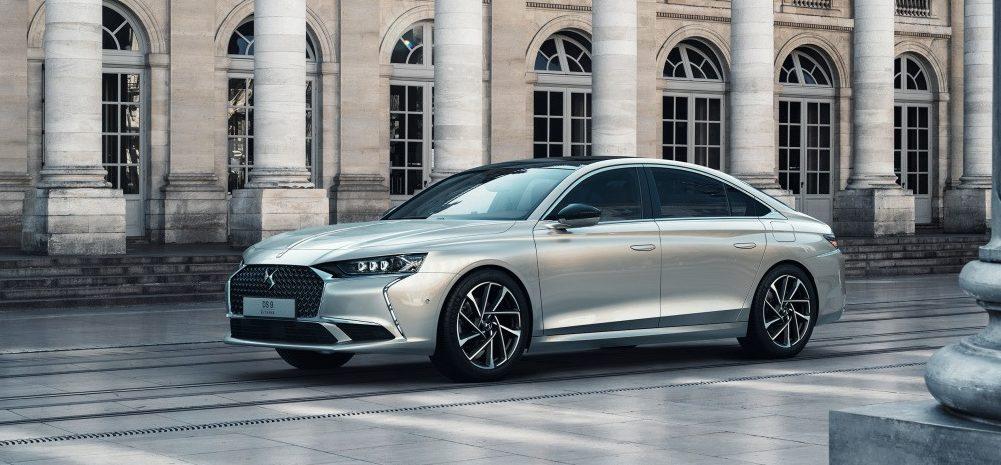 DS 9 von DS Automobiles 2020