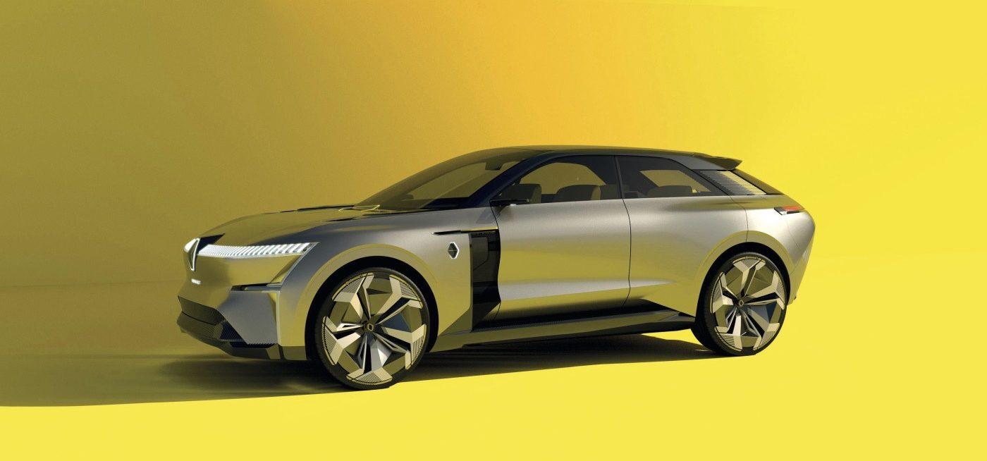 Concept Car MORPHOZ von Renault