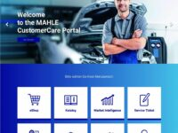 Mahle bietet digitalen Zugriff auf relevante Informationen rund um die Uhr