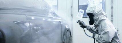Lacktrocknung bei Hybrid- und Elektrofahrzeugen