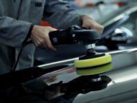 Professionelle Fahrzeugaufbereitung im Gebrauchtwagenhandel