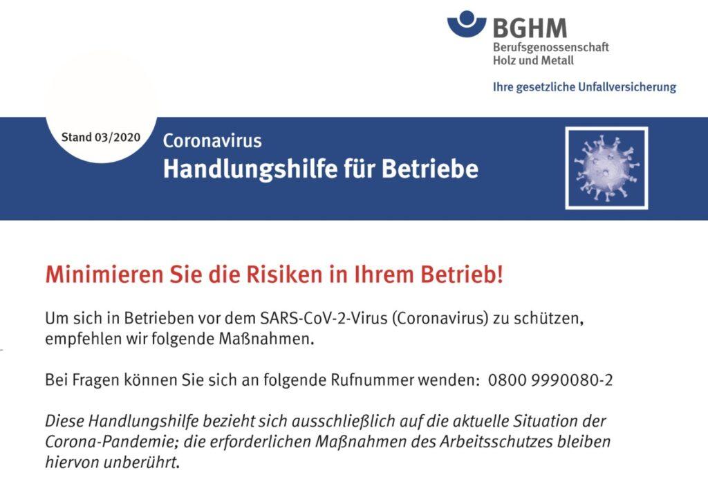 BGHM Kfz-Betriebe