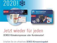 Prämien für den Kauf von Klimakompressoren und Kondensatoren