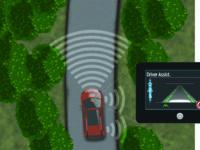 Fahrerassistenzsystem – Straßenrand-Erkennung auf Landstraßen