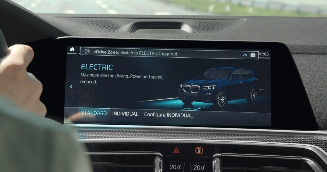 BMW eDrive Zone startet in 80 Europäischen Städten