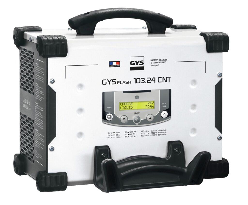 Inverter-Batterieladegerät GYSFLASH 103.24 CNT FV