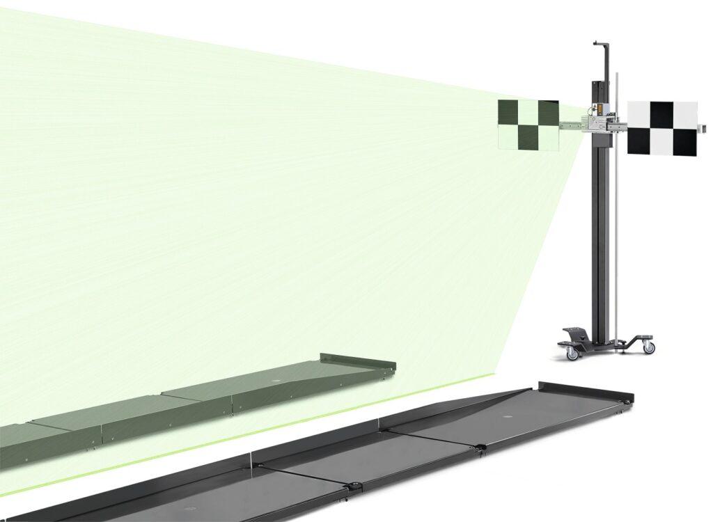 Frontkamera-Kalibriervorrichtung BB FAS 415
