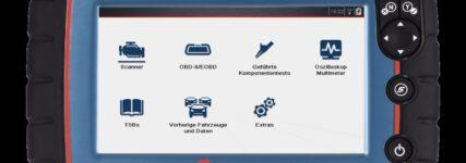 """""""Intelligente"""" Diagnose mit geführter Navigation"""