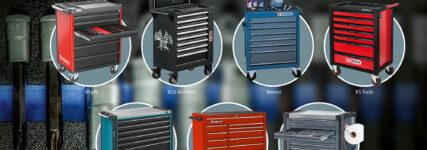 Was kosten und können beliebte Werkzeugwagen?