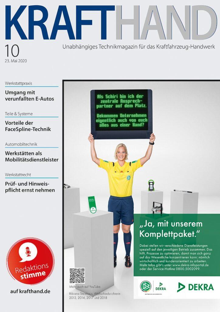 KRAFTHAND 10/2020 Cover