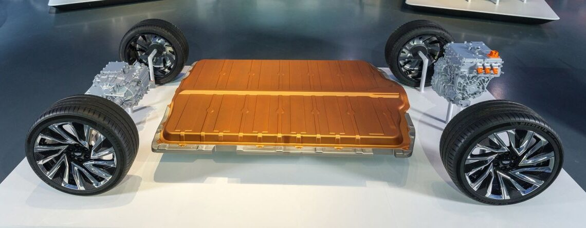 Ultium-Batterie von General Motors