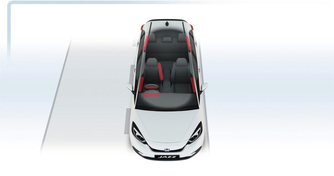 Sicherheitssystem Honda Jazz