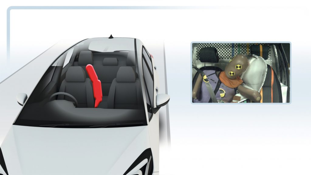 Frontairbag Honda Jazz