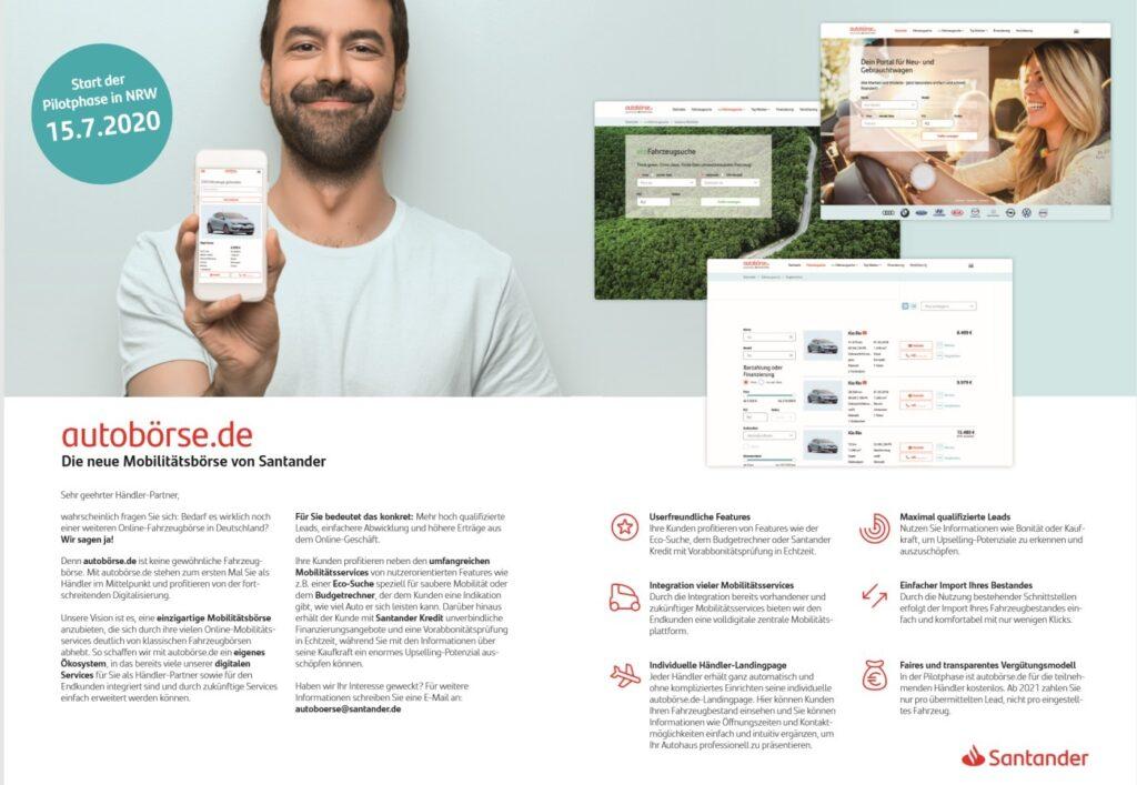 Santander Plattform