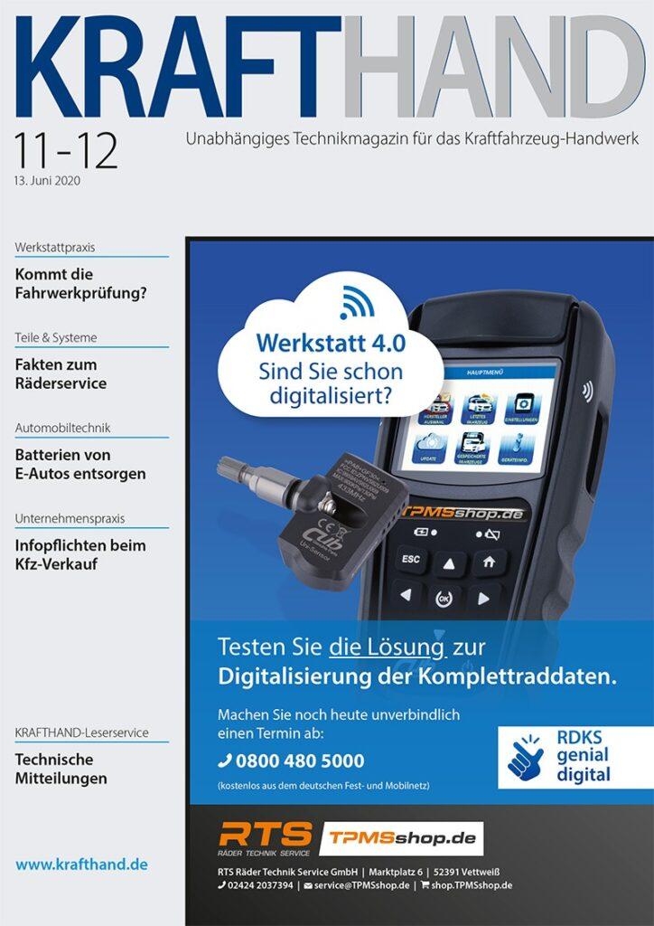 Krafthand Cover 11-12/2020