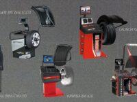 Räder-Wuchtmaschinen für kleine bis mittlere Werkstätten