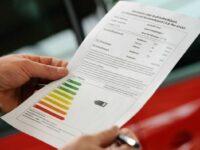 Pkw-Label mit aktualisierten Kraftstoffpreisen erstellen
