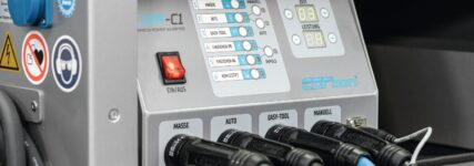 Carbon-Body-Repair-System geht an den Start